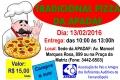 Tradicional pizza da APADAF ser� em fevereiro