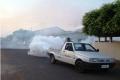 Controle de Vetores realiza pulveriza��o ambiental nesta quarta
