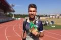 Rogério Souza traz três medalhas de ouro para Fernandópolis